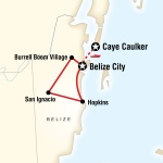 Cal Poly Pomona Student Travel Belize Explorer for Cal Poly Pomona Students in Pomona, CA
