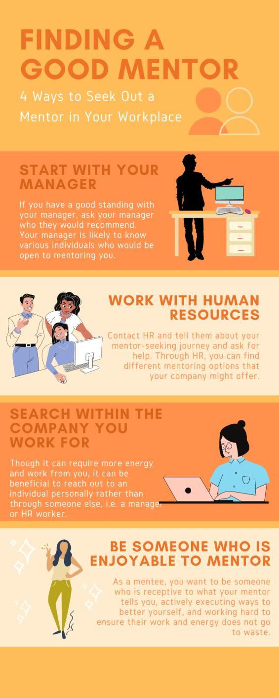 mentor, mentorship, work, job, infographic