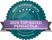 UWF Storage Security Plus Mini Storage for University of West Florida Students in Pensacola, FL