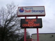 University of Maryland Storage Secure Self Storage - Blair Road for University of Maryland Students in College Park, MD